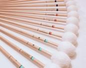 Baguettes de Marimba : Nouvelle Série Bach