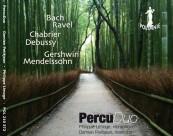 CD PercuDuo Acousticks