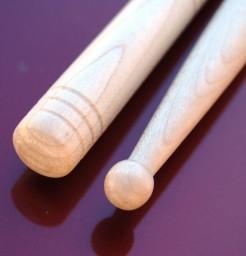 Baguettes de Caisse claire  en  Erable CCE1