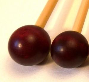 xylophone buis teinté acajou didier lacroix paercussions 27 et 29 mm