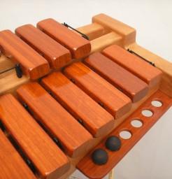 Instrument Xylophone  d'étude LANGE Reinhard
