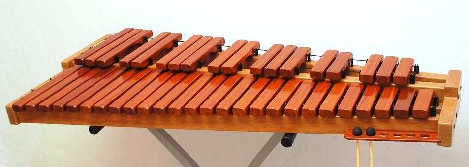 xylophone lange d'étude