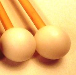 baguettes de xylophone Delrin ref X1
